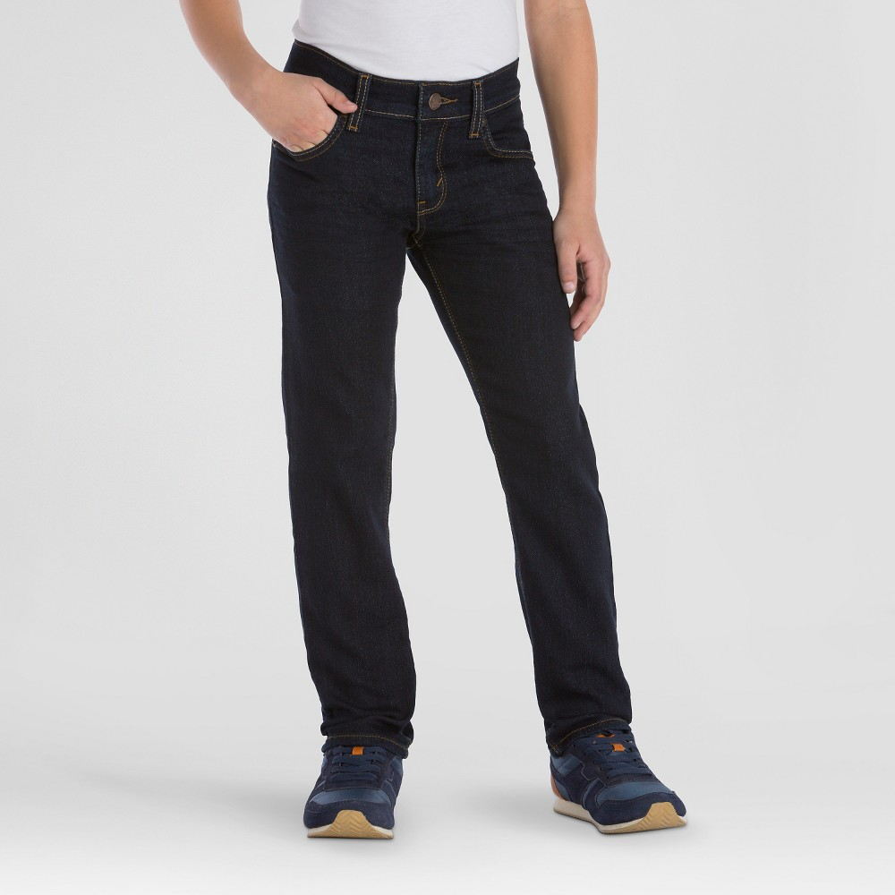 Denizen from Levis Boys 216 Skinny Fit Jeans- McKinley 6, Blue