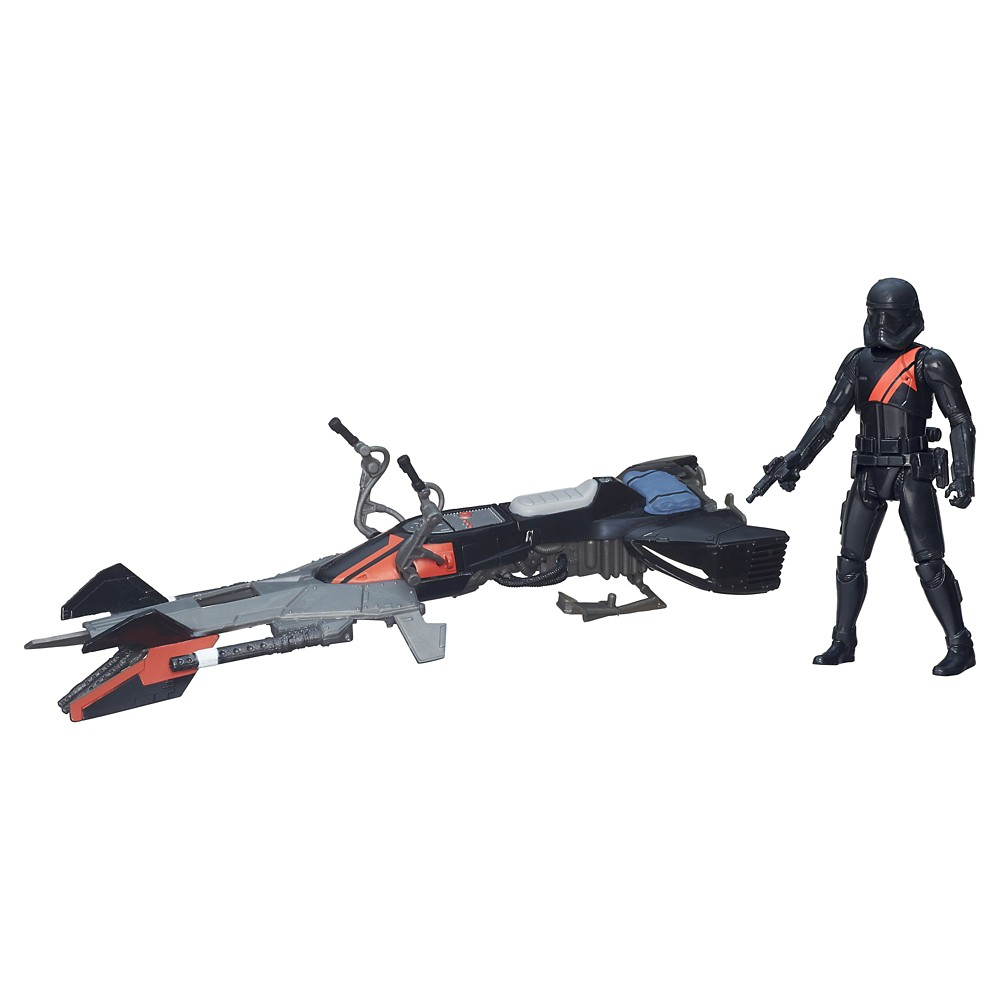 Star Wars Toy Vehicles - Black