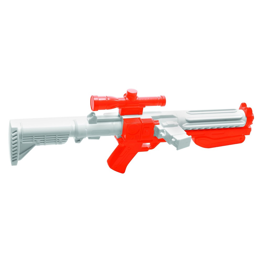 Star Wars: Episode Vii Villain Trooper Commander Blaster One size fits most, Multi-Colored