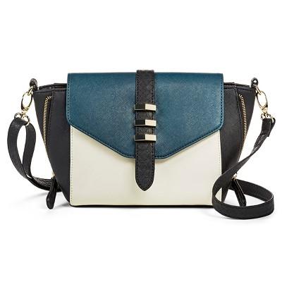 Women's Colorblocked Crossbody Handbag - Mossimo Supply Co.