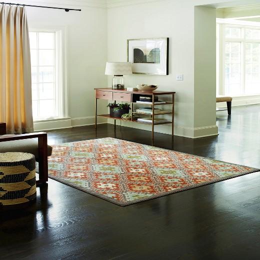 Sedona tile accent rug threshold target for Living room rugs target