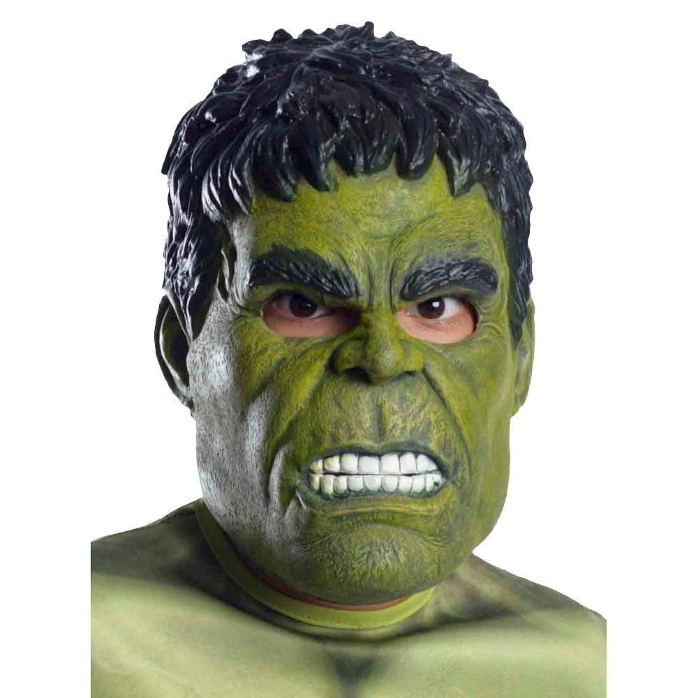 Marvel The Avengers Boys Hulk Mask