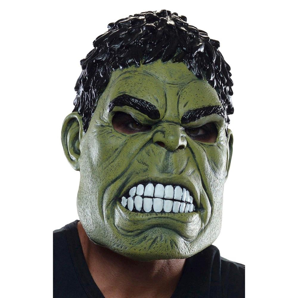 Marvel The Avengers Mens Hulk Mask