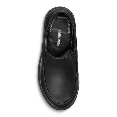 Boys' Pepper Dress Shoes Black 4 - Cherokee, Boy's
