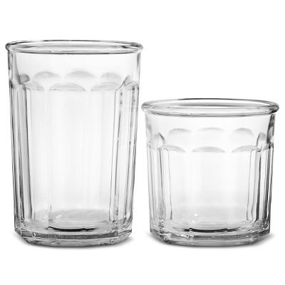 16pc Working Glass Tumblers - Threshold™