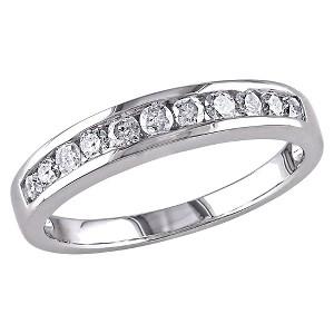 Allura 1/2 CT. T.W. Diamond Ring in Sterling Silver (GH) (I3) (6), Women