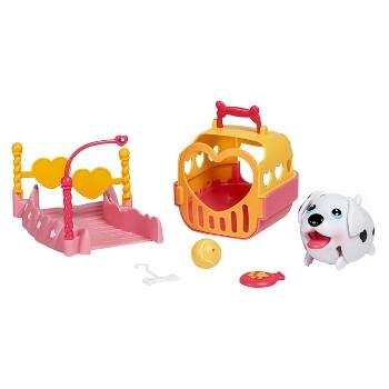 Chubby Puppies Pole Play Set