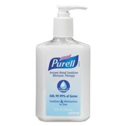 PURELL Moisture Therapy Instant Hand Sanitizer 236 ml Pump Bottle White