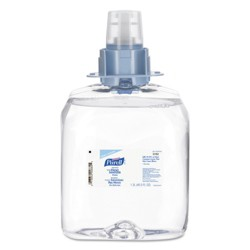 PURELL Advanced FMX-12 Foam Instant Hand Sanitizer Refill with Moisturizers 1200ml