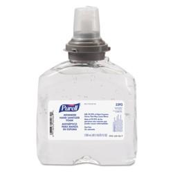 PURELL Advanced TFX Gel Instant Hand Sanitizer Refill 1200mL