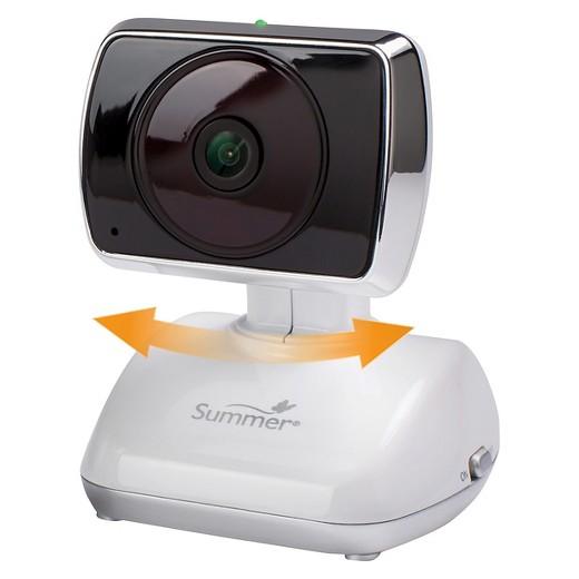 summer infant additional camera for full view baby monitor target. Black Bedroom Furniture Sets. Home Design Ideas