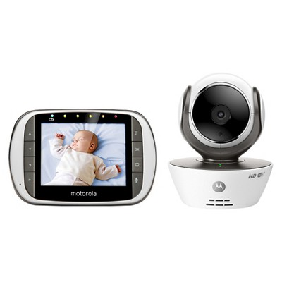 Motorola WiFi 3.5  Video Baby Monitor - MBP853CONNECT