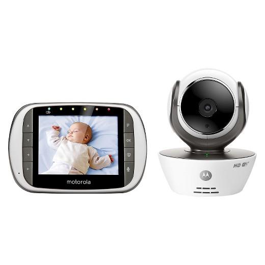 motorola mbp853connect wifi 3 5 video monitor target. Black Bedroom Furniture Sets. Home Design Ideas