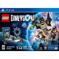 LEGO Starter Pack for PS4 Game