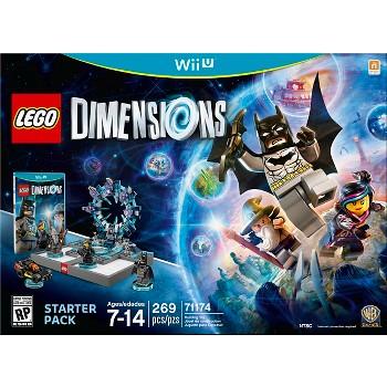 LEGO Dimensions Starter Pack for Wii U