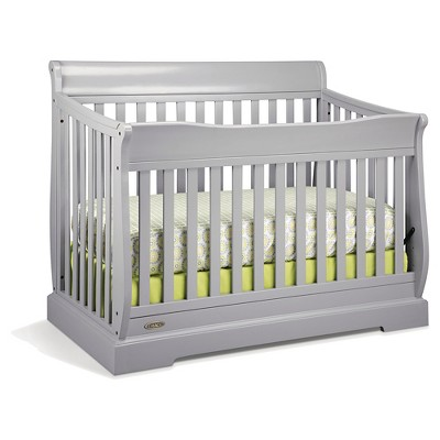 Graco® Maple Ridge 4-in-1 Convertible Crib - Pebble Gray