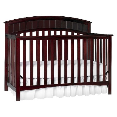 Graco Charleston 4-in-1 Convertible Crib - Cherry