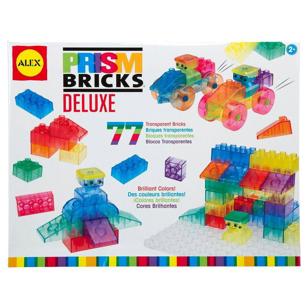 Alex Toys Prism Bricks Deluxe