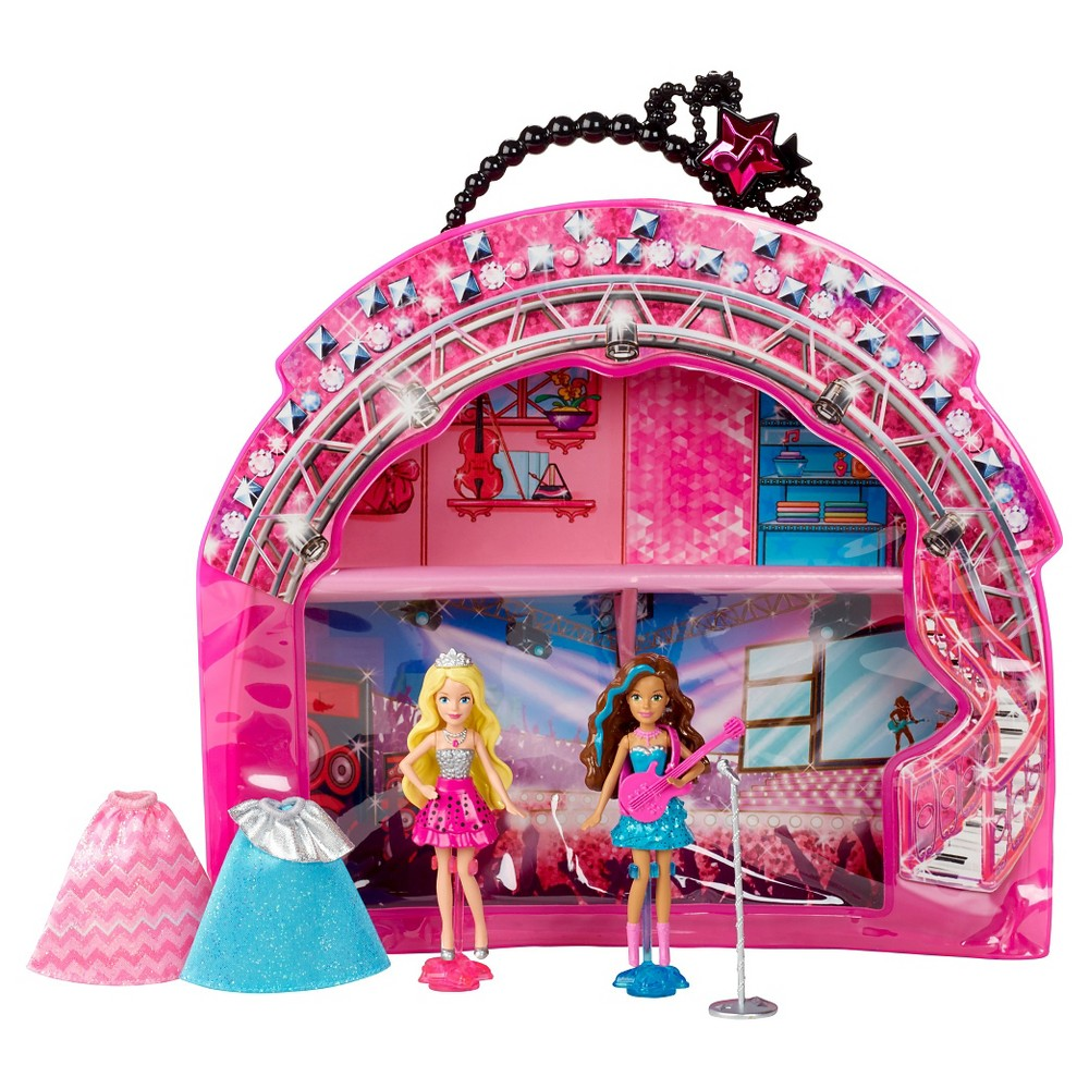 Barbie Rock 'N Royals Small Doll Playset