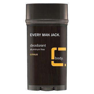 Every Man Jack Citrus Deodorant 3 oz