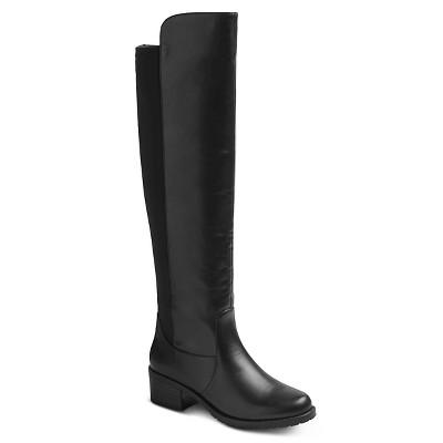 Women's Mossimo Katressa Boots Black 9