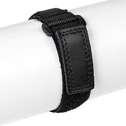 Speidel® Nylon Wrap Replacement Watchband Fits 12-16 MM - Black