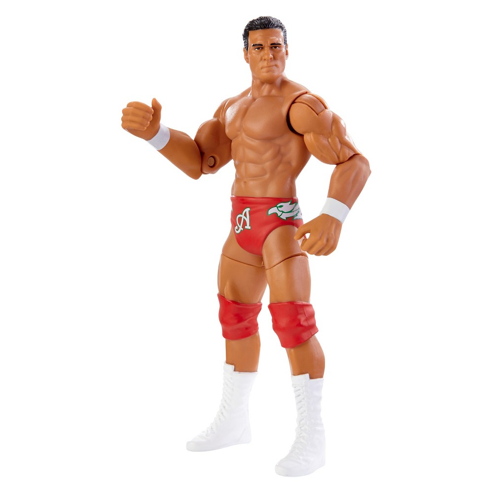 Wwe Super Strikers Alberto Del Rio Figure