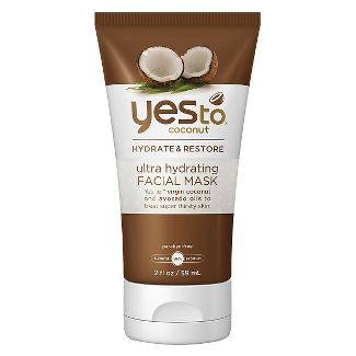 Yes to Coconut Ultra Hydrating Facial Mask - 2 fl oz