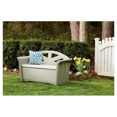 Patio Storage Bench   Rubbermaid®