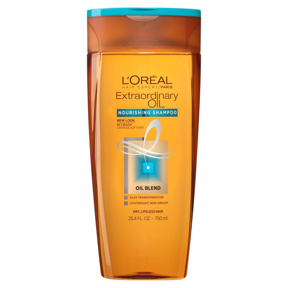 L'Oreal Paris Advanced Haircare Extraordinary Oil Nourishing Shampoo - 25.4oz
