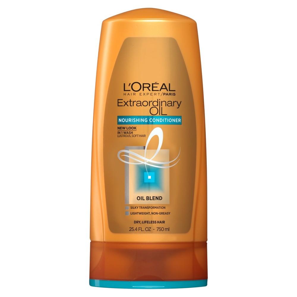 L'Oreal Paris Advanced Haircare Extraordinary Oil Nourishing Conditioner - 25.4oz