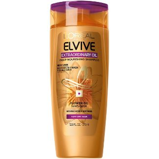 LOreal® Paris Advanced Haircare Extraordinary Oil Curls Nourishing Shampoo - 12.6oz
