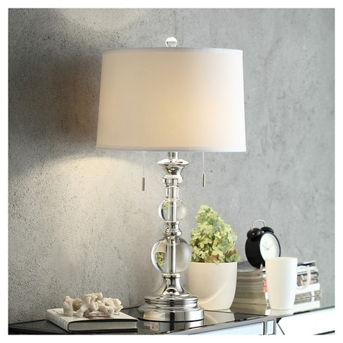 Clarissa crystal globe table lamp target