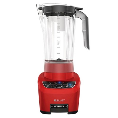 BLACK + DECKER XL BLAST™ Frozen Drink Machine - Red