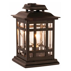 Decorative Warmer Black Lantern - Ador®