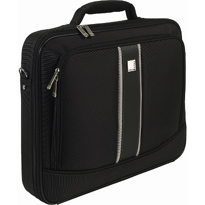 Urban Factory 16  Mission Case Laptop Bag - Black (VQ9943)