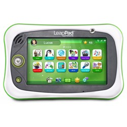 LeapFrog LeapPad Ultimate Kids Learning Tablet, Green