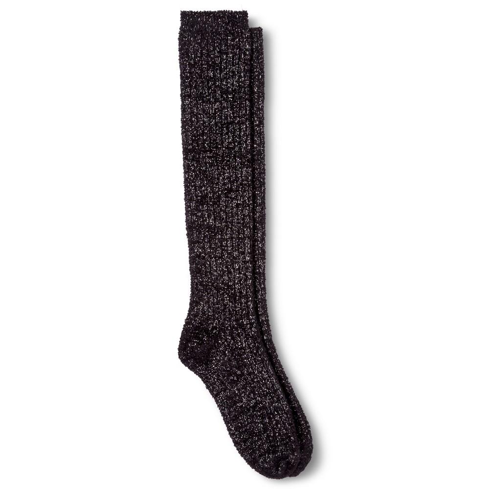 Womens Casual Socks - Black One Size