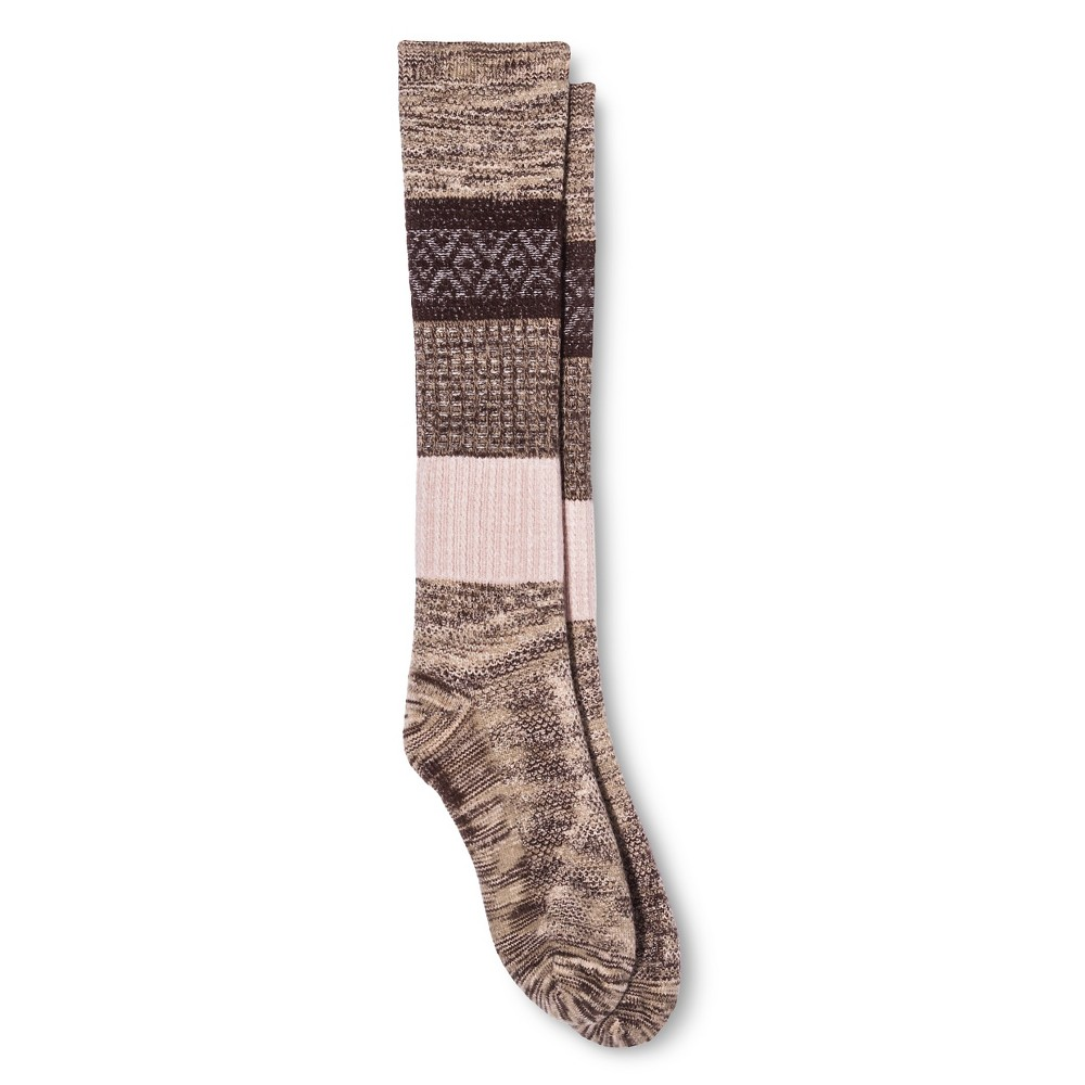 Womens Casual Socks - Natural One Size