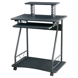 Computer Cart Black - Home Source Industries