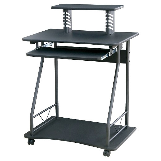 Computer desk gray home source target - Computer desk in target ...