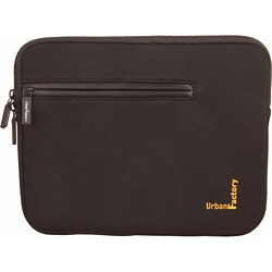 """Urban Factory 15.6"""" Neoprene Sleeve with Memory Foam for Tablets - Black (VQ9981)"""