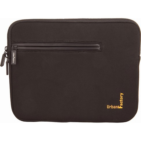"Urban Factory 17.3"" Neoprene Sleeve with Memory Foam for Tablets - Black (VQ9982)   - image 1 of 1"