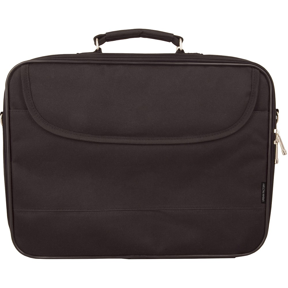 Urban Factory 14.1 ActivBag Clamshell Case for Notebooks - Black (VQ9940) plus size,  plus size fashion plus size appare