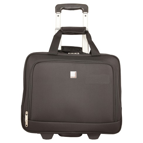 Urban Factory 15.6-Inch Method Trolley Bag for Laptops - Black (VQ9952) - image 1 of 2