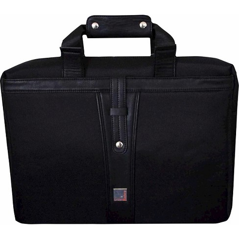 "Urban Factory 16"" Toploader Business Deluxe Case for Laptop - Black (VQ9973) - image 1 of 2"