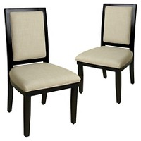 Set of 2 Morris Square Dining Chair