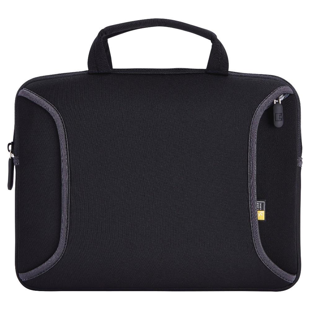 Case Logic Netbook Attache -Black (Lneo-10),  Black