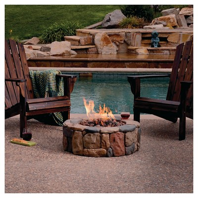 electric fire pit outdoor Target