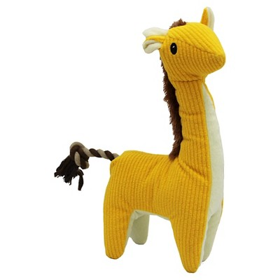 Giraffe Dog Toy - Gray - Boots & Barkley™